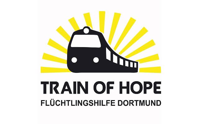 Logo des Train of Hope e.V.